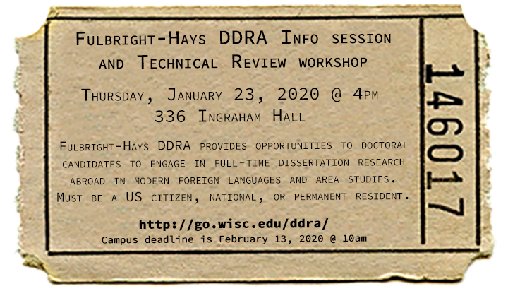 DDRA Info Session 2020